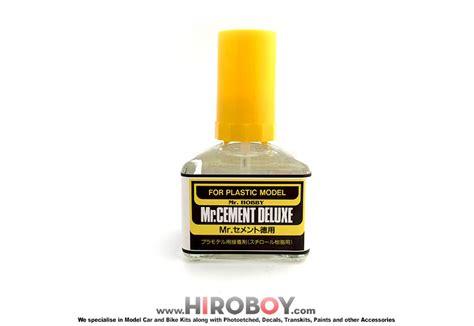Mr Cement Deluxe Mr Cement S mr cement deluxe 40ml gsi mc127 gunze sangyo mr hobby