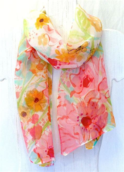 17 best images about painted silk scarf designs on
