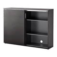 galant cabinet with sliding doors black brown studio storage ikea galant cabinet one day a studio