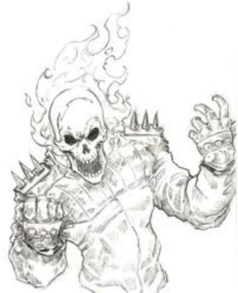ghost rider coloring pages online free ghost rider coloring pages for kids gt gt disney