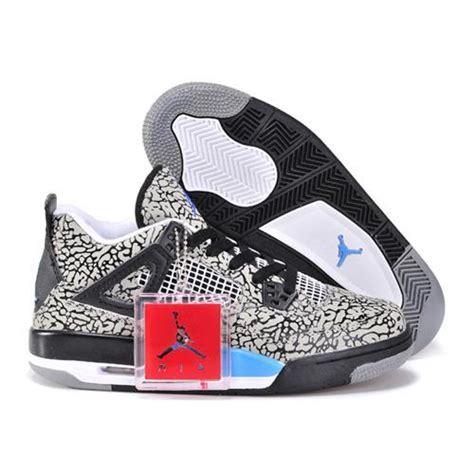 white pattern jordans air jordan 4 burst pattern low black white buy jordan shoes