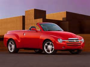 Chevrolet Up Ssr 2003 2006 Chevrolet Ssr Cars Wallpapers