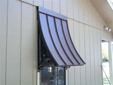 Residential Aluminum Awnings by Metal Awnings