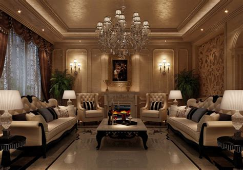 luxury living room ceiling interior design photos