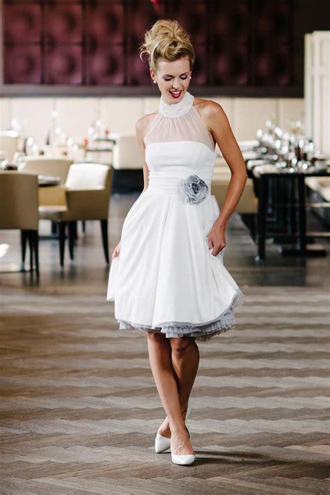Brautmode Kurze Kleider by K 252 Ss Die Braut Brautmode 2016 Friedatheres