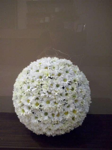 fiori a palla fiori sfera di fiori fiori sintetici fiori di