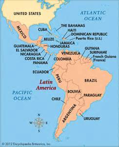 map central america south america map of mexico central america and south america