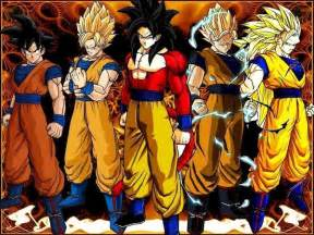 goku ssj forms dragon ball photo 29924803