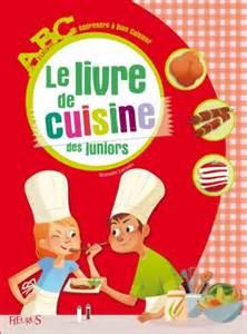 livre le livre de cuisine des juniors collection