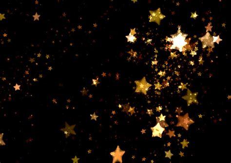 wallpaper hitam bintang ilustrasi gratis latar belakang pola bintang gambar