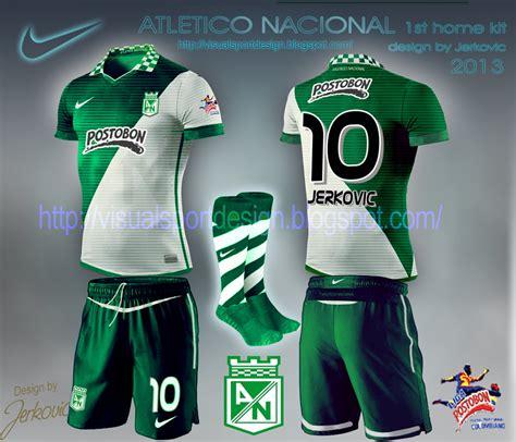 Jersey Away Atl Madrid 2014 2015 visual football kit design custom design service