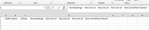 console log jquery exle javascript export value with linebreaks into single cell