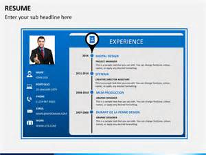 resume templates libreoffice 3