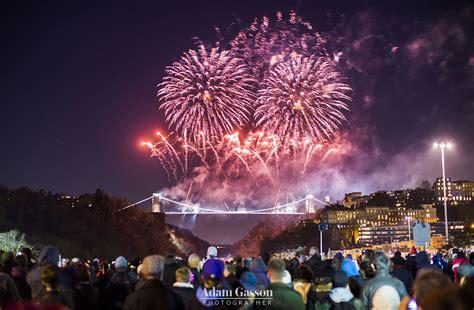 new year in bristol clifton suspension bridge fireworks bristol photo