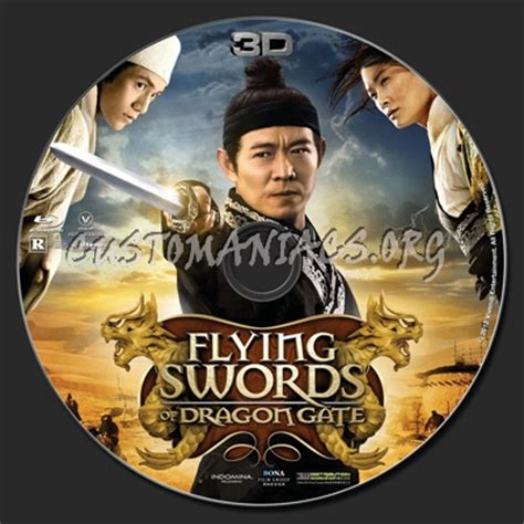 Dvd Flying Swords Of Gate 2011 flying swords of gate label dvd covers