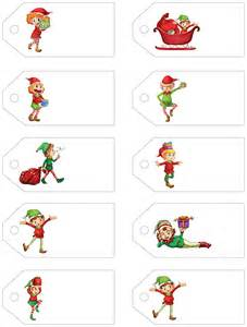 santa s gift to you free printable gift tags and