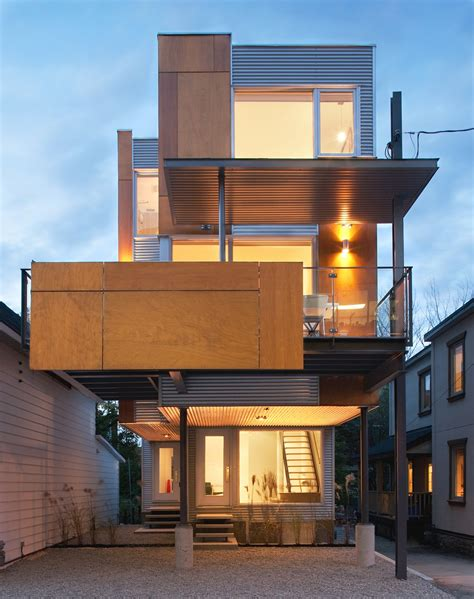 home design the magazine of architecture and fine interiors slim style narrow house is a masterpiece of fine modern