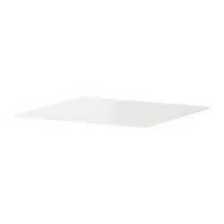 ikea glass top malm glass top white 40x48 cm ikea