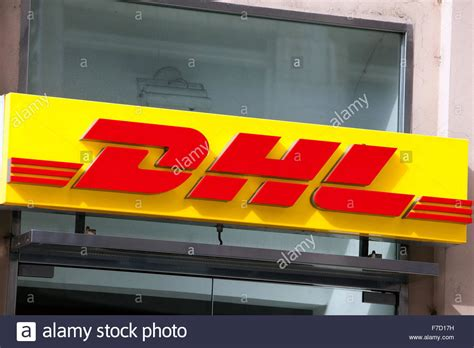 dhl stock  dhl stock images alamy
