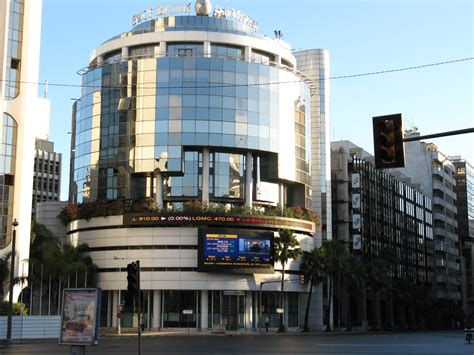 siege de attijariwafa bank casablanca bmce bank of africa lance les travaux de nouveau si 232 ge
