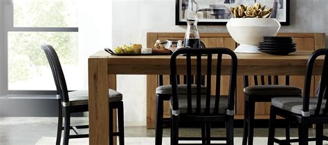 kitchen and dining furniture dining room bar kitchen furniture crate and barrel