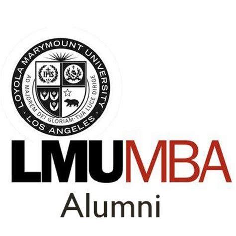 Mba Alumni Profile lmu mba alumni assoc lmumbaalumni