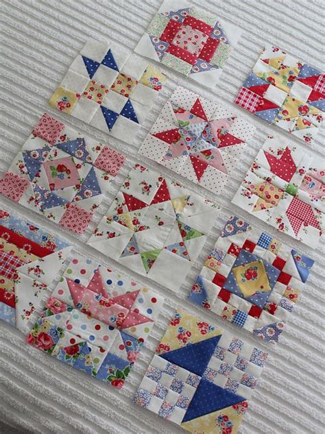 Patchwork Block Of The Month - block of the month quilt and sler quilts on