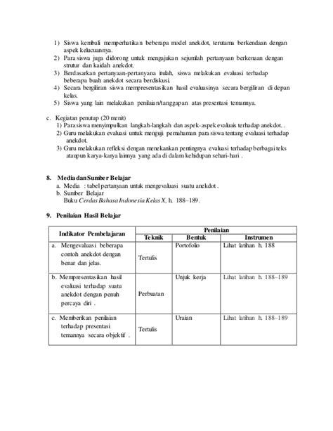 makalah format kegiatan bk contoh evaluasi anekdot contoh o