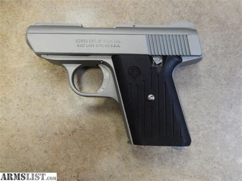 Cobra 380 Auto Pistol by Armslist For Sale Cobra Firearms Ca 380 Compact Semi