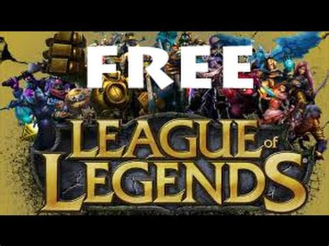 League Of Legends Account Giveaway - free league of legends account giveaway level 15 16 closed youtube