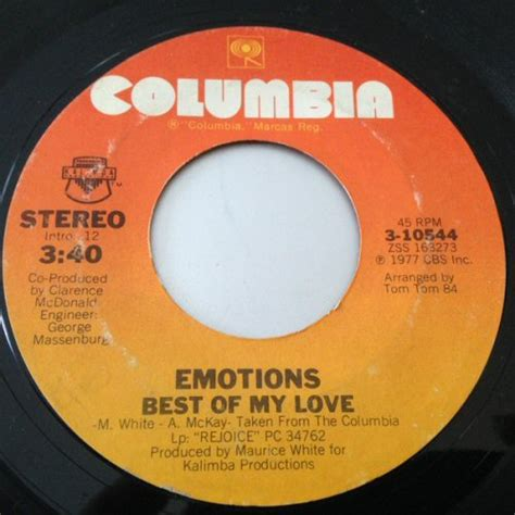 best of my emotions emotions best of my records lps vinyl and cds