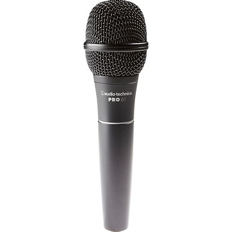 Microphone Huper Pro 1 Original audio technica pro 61 hypercardioid dynamic microphone music123