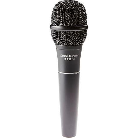 Microphone Huper Pro 1 Original audio technica pro 61 hypercardioid dynamic microphone music123