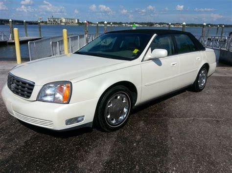 how to sell used cars 2000 cadillac deville security system buy used 2000 cadillac deville dhs sedan 4 door 4 6l in saint petersburg florida united states