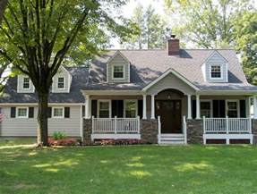 cape cod house plans with front porch designs for today traditional practical elegant and much