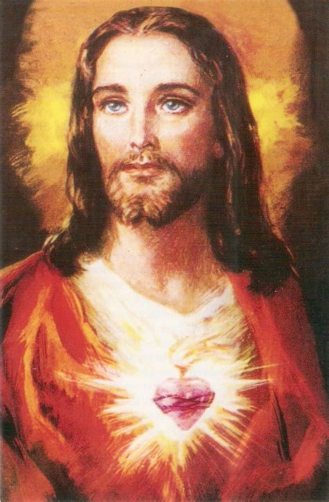sacred heart return to your heart prayer to the sacred heart