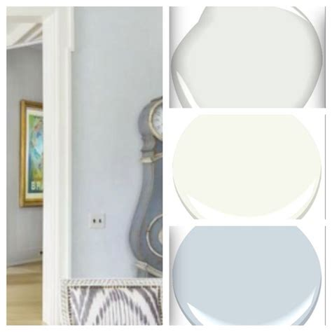 interior paint colors benjamin ceiling white
