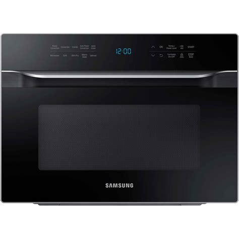 Samsung Countertop Microwaves by Samsung 1 2 Cu Ft Countertop Convection Microwave Countertop Microwaves Home Appliances