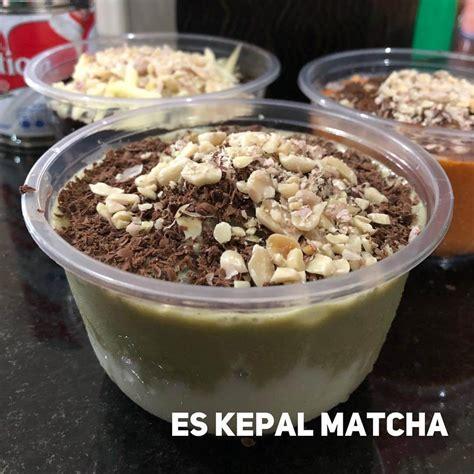 cara membuat es lilin buah buahan resep es kepal greentea matcha modal 6000 jadi 2 porsi