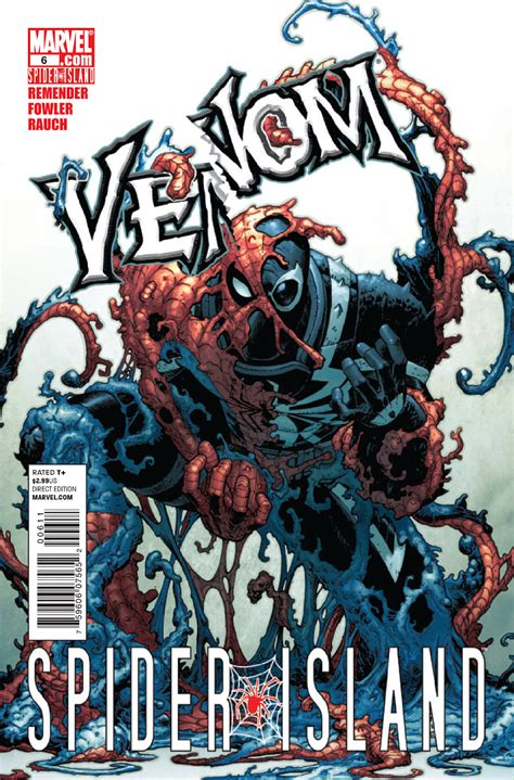 american carnage tales of trumpian dystopia books venom vol 2 6 marvel database fandom powered by wikia