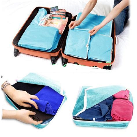 Travel Bag 5 In 1 by Travel Bags 5 In 1 Bag Organizer Travel Pouch 11street