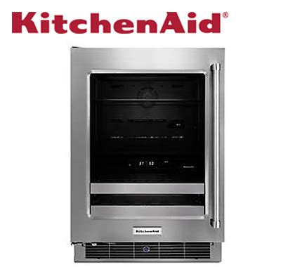 kitchenaid beverage center counter beverage ft beverage steel maxx mcr3u