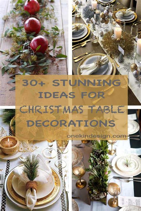 table decorations ideas 30 absolutely stunning ideas for table decorations