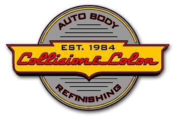 Collision & Color   Auto Body Repair, Painting