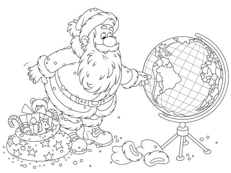the amazing christmas around the world coloring pages