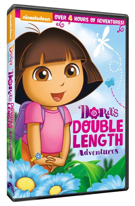 dora the explorer dora s double length adventures