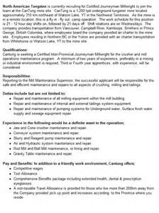 Maintenance Job Description Resume by Object Moved