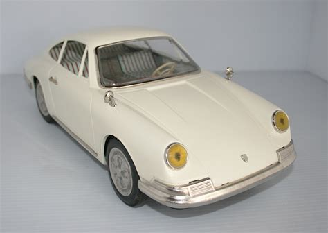 porsche toy car yanoman ym japan 60 s porsche 911 s friction 15 inches 38