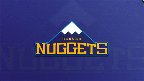 michael weinstein nba logo redesigns denver nuggets image gallery nuggets logo