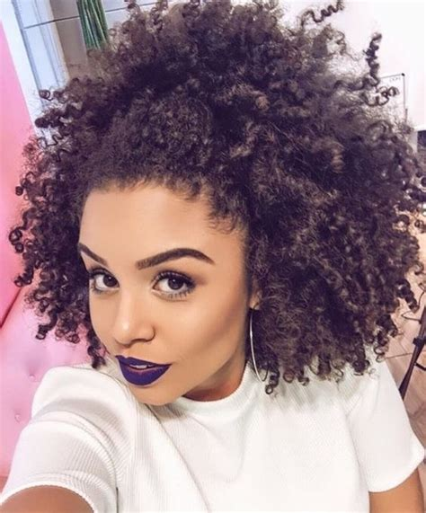 pinterest natural hair these are pinterest s top 10 natural hair styles glamour
